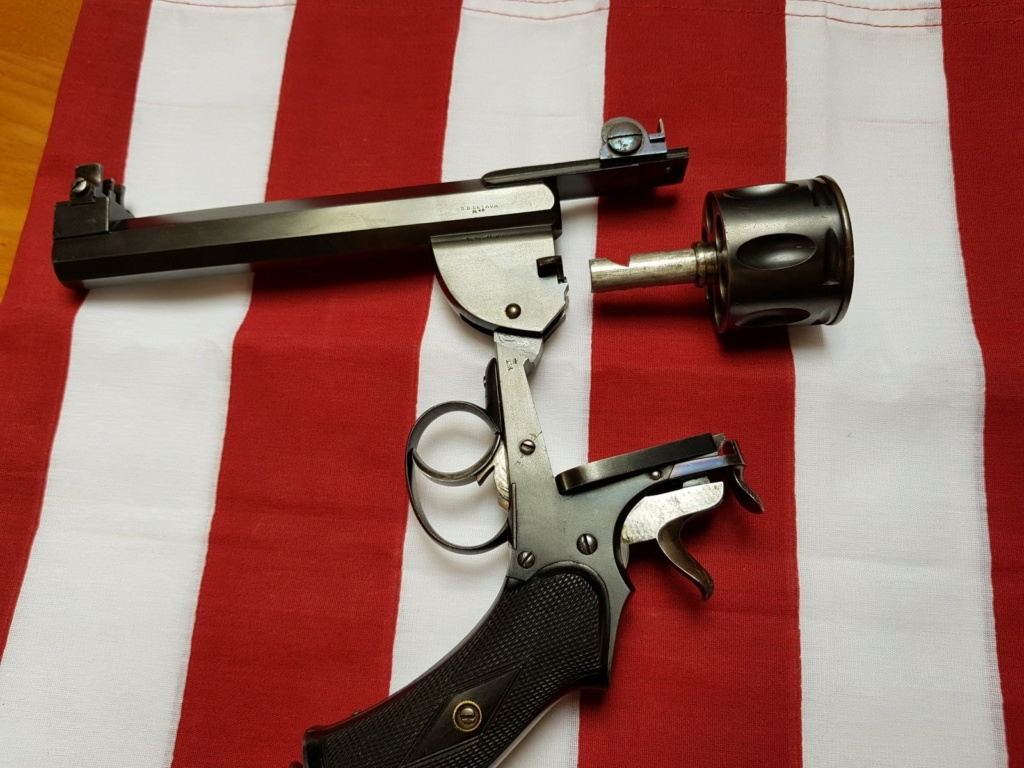 Revolver DD Levaux Match calibre 450 20210840