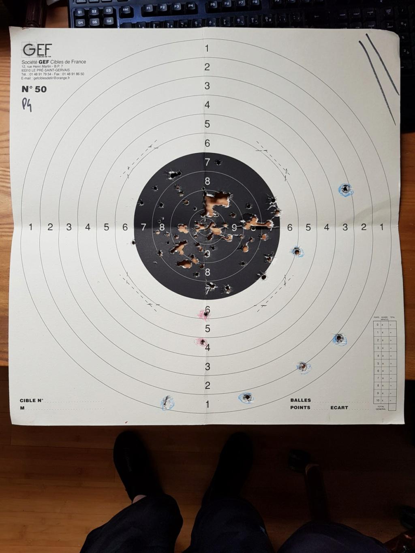 Revolver DD Levaux Match calibre 450 20210861