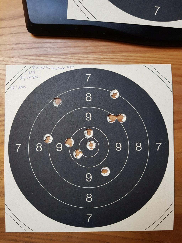 Revolver DD Levaux Match calibre 450 20210871