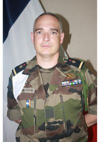 Afghanistan : décès d'un militaire français 6a00e010