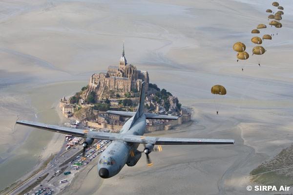Cérémonie St MICHEL Archange Saint patron des parachutistes - UNP -Union Nationale Parachutistes - 2 octobre 2010 Para_s10