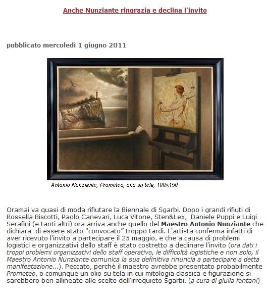 NUNZIANTE NON PARTECIPERA ALLA BIENNALE 2011_011