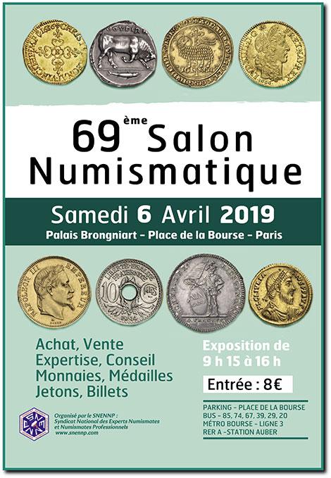 Samedi 6 Avril 2019 - 69e salon du SNENNP au Palais Brongniart 2610