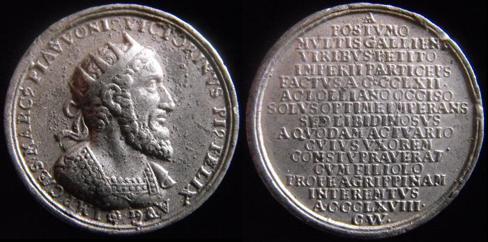Faux, Copies , Reproductions modernes et Médailles commémoratives - Page 3 Victor13