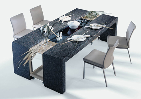 Villa (Lawless Lucy) Table-10