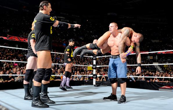 (مترجم) Exclusive WWE.RAW.19.10.10 XVID 715MB Rmvb 250MB  Untitl17