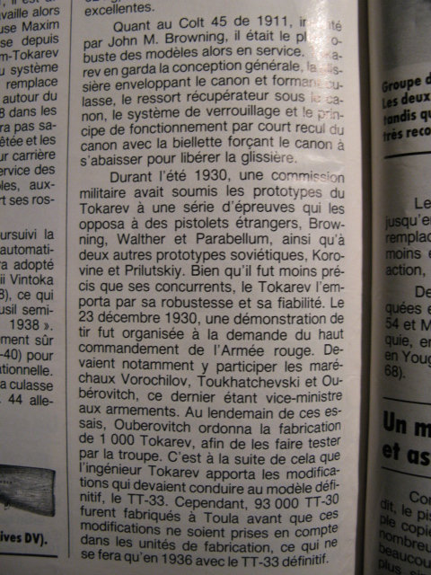TOKAREV TT33 - Page 3 Poudre17