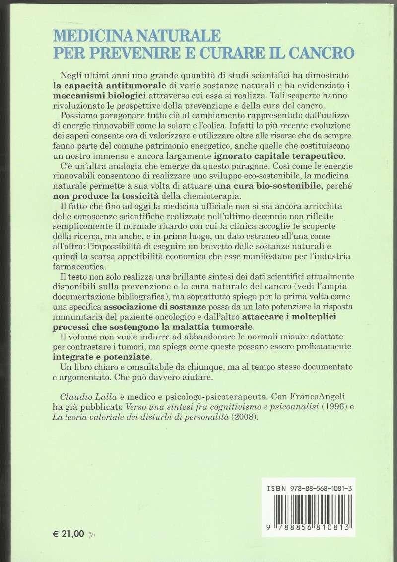 Claudio Lalla :Medicina Naturale per prevenire e curare il cancro Claudi11