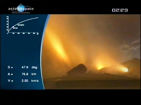 Ariane 5 ECA V197 / Eutelsat W3B + Bsat 3B (28/10/2010) - Page 4 Vlcsn102