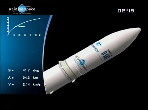 Ariane 5 ECA V197 / Eutelsat W3B + Bsat 3B (28/10/2010) - Page 4 Vlcsn103