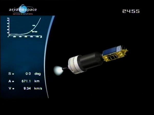 Ariane 5 ECA V197 / Eutelsat W3B + Bsat 3B (28/10/2010) - Page 4 Vlcsn105