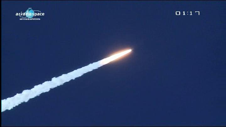 Ariane 5 ECA VA201 (YahSat 1A + New Dawn) - 22.4.2011 - Page 7 Vlcsn139