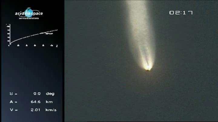 Ariane 5 ECA VA201 (YahSat 1A + New Dawn) - 22.4.2011 - Page 7 Vlcsn143