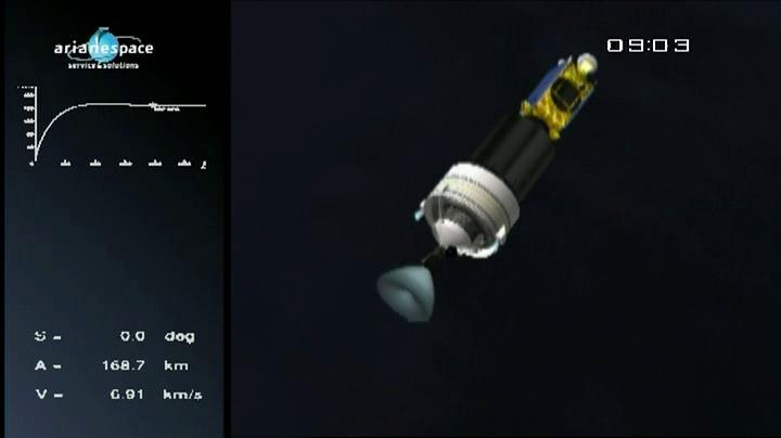 Ariane 5 ECA VA201 (YahSat 1A + New Dawn) - 22.4.2011 - Page 7 Vlcsn153