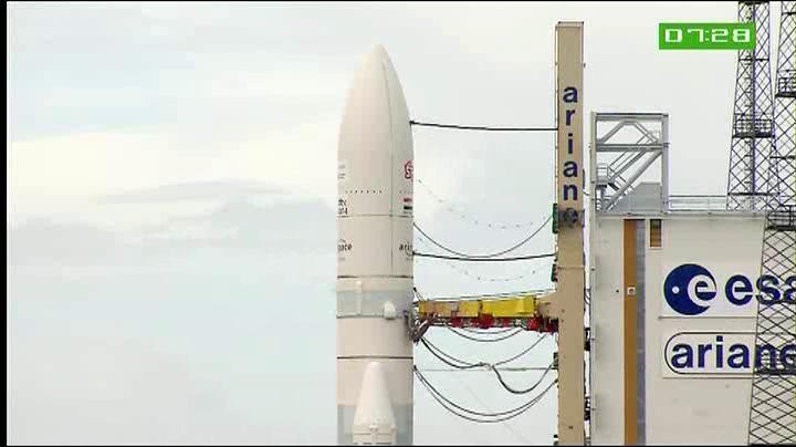 Ariane 5 ECA VA202/ GSAT 8 + ST2 (20.05.2011)   - Page 2 Vlcsn246