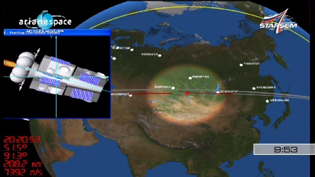 Soyouz 2-1A / Globalstar-2 (lancement le 19/10/2010) - Page 2 Vlcsna19