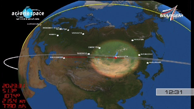Soyouz 2-1A / Globalstar-2 (lancement le 19/10/2010) - Page 2 Vlcsna21