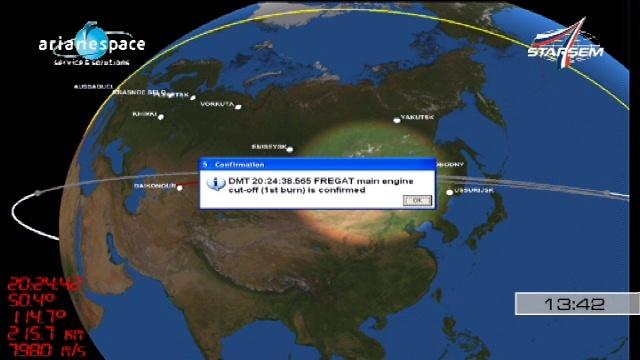 Soyouz 2-1A / Globalstar-2 (lancement le 19/10/2010) - Page 2 Vlcsna23