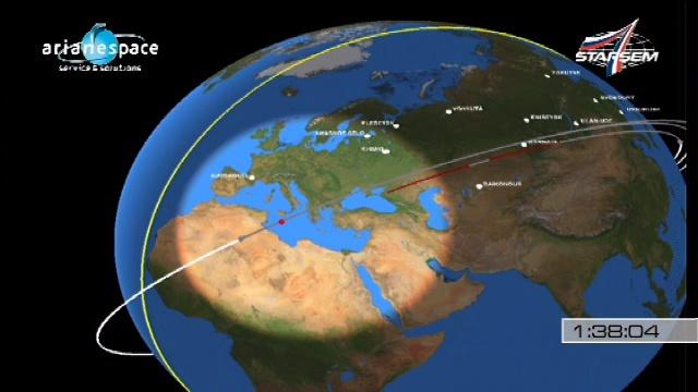 Soyouz 2-1A / Globalstar-2 (lancement le 19/10/2010) - Page 2 Vlcsna28