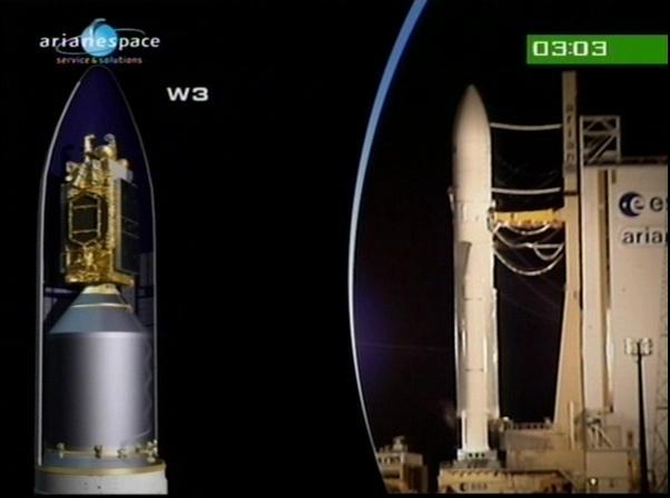Ariane 5 ECA V197 / Eutelsat W3B + Bsat 3B (28/10/2010) - Page 4 Vlcsna35
