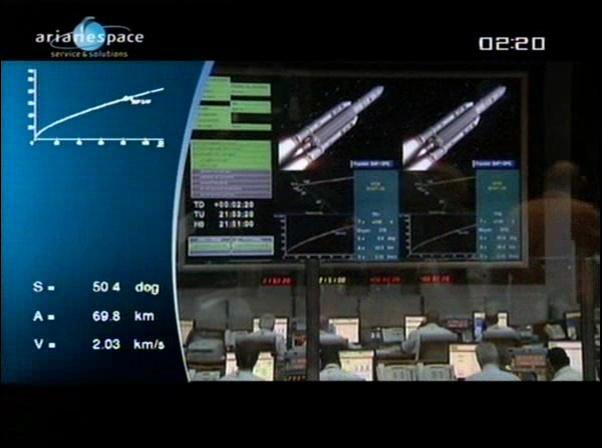 Ariane 5 ECA V197 / Eutelsat W3B + Bsat 3B (28/10/2010) - Page 4 Vlcsna46