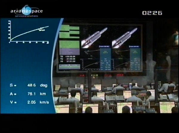 Ariane 5 ECA V197 / Eutelsat W3B + Bsat 3B (28/10/2010) - Page 4 Vlcsna47