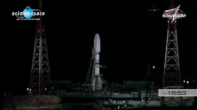 Soyouz 2-1A / Globalstar-2 (lancement le 19/10/2010) Vlcsna61