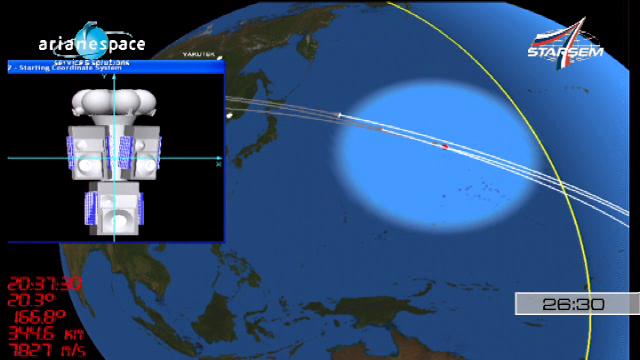Soyouz 2-1A / Globalstar-2 (lancement le 19/10/2010) - Page 2 Vlcsna87