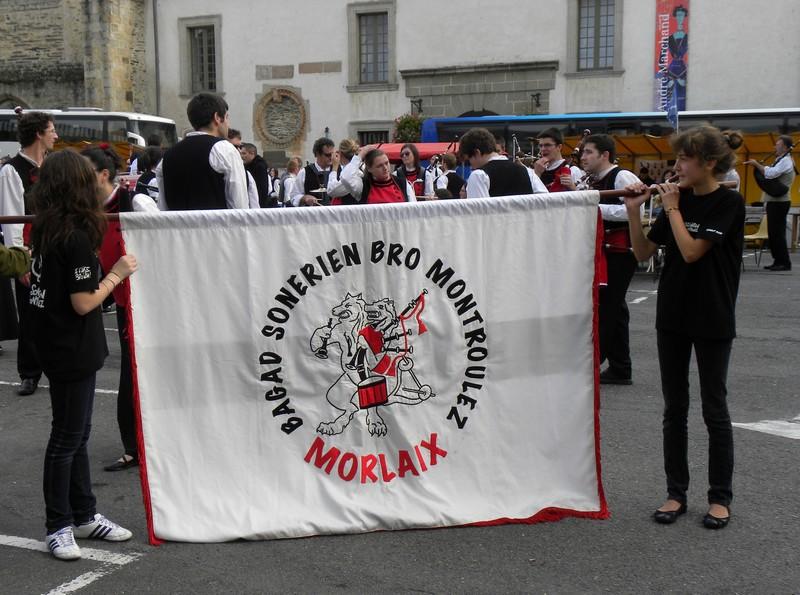 LE BAGAD DE MORLAIX FËTE SON 30ème anniversaire Gite_b11