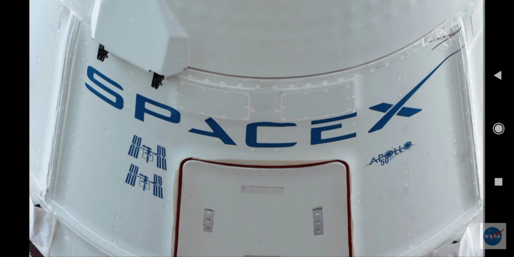 Falcon 9 (CRS-18) - CCAFS - 25.7.2019   - Page 2 Screen14