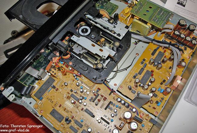PIONEER PD 8500 - lettore cd tutt'altro che vintage :-) Pionee11