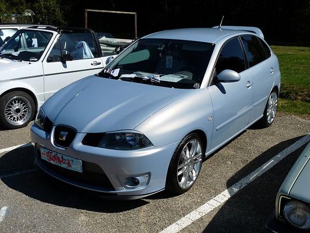 [SEAT IBIZA 6L][73] Ibiza Cupra réplica - ma fifille a moi P1050211
