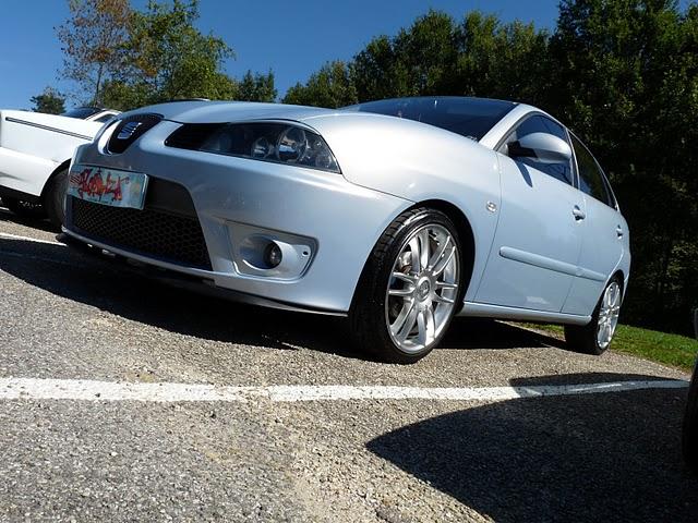 [SEAT IBIZA 6L][73] Ibiza Cupra réplica - ma fifille a moi P1050217