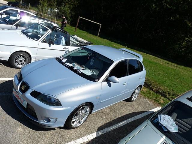 [SEAT IBIZA 6L][73] Ibiza Cupra réplica - ma fifille a moi P1050218