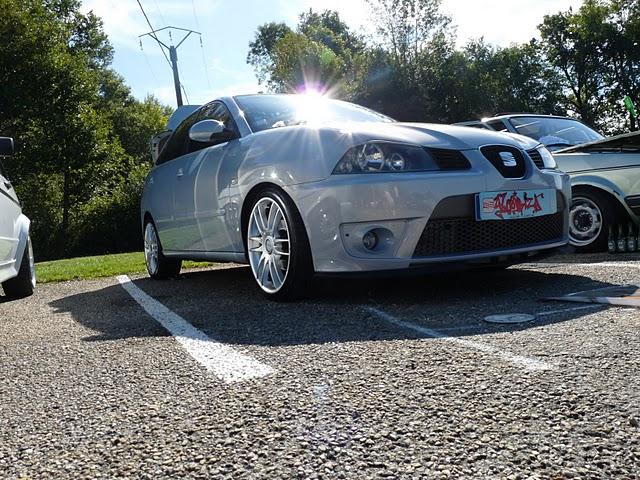 [SEAT IBIZA 6L][73] Ibiza Cupra réplica - ma fifille a moi P1050412