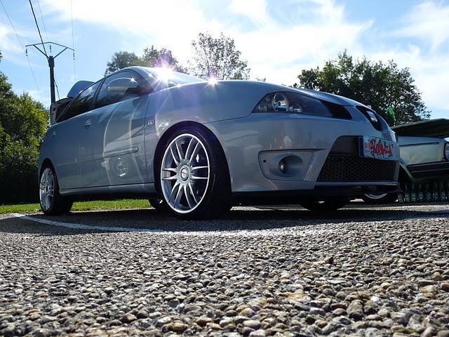 [SEAT IBIZA 6L][73] Ibiza Cupra réplica - ma fifille a moi P1050413