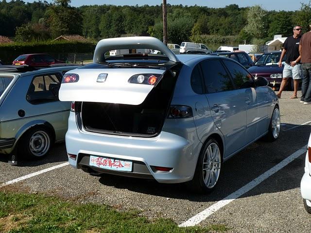 [SEAT IBIZA 6L][73] Ibiza Cupra réplica - ma fifille a moi P1050414