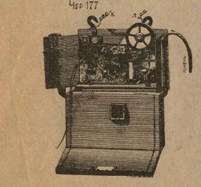 Интересный железнодорожный телеграфный аппарат SH конца XIX века из музея Севзаптелекома S_aa10