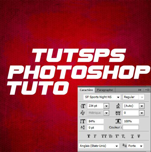 Créer un effet métallique sur texte avec Photoshop Creer_21