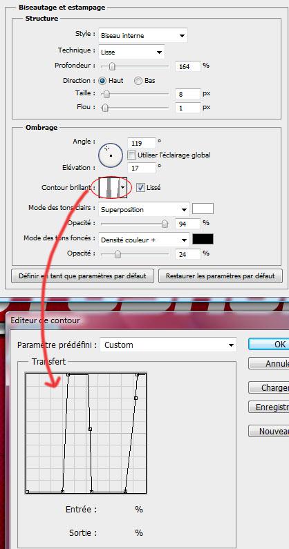 Créer un effet métallique sur texte avec Photoshop Creer_25
