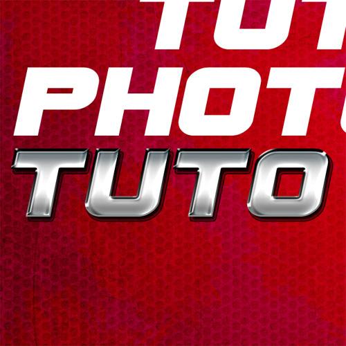 Créer un effet métallique sur texte avec Photoshop Creer_30