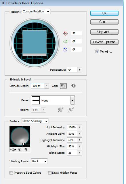 Les effets 3D sur texte avec Photoshop et Illustrator Les_ef23