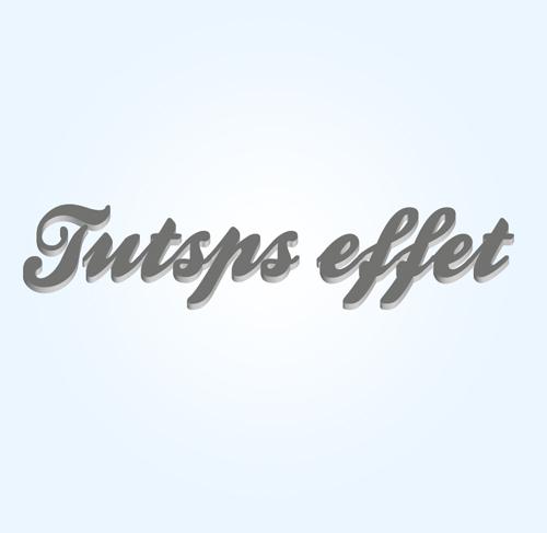 Les effets 3D sur texte avec Photoshop et Illustrator Les_ef27