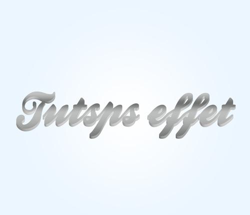 Les effets 3D sur texte avec Photoshop et Illustrator Les_ef29