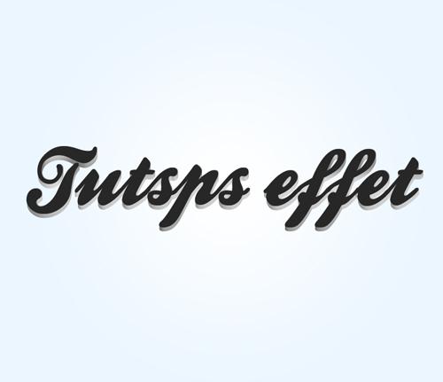 Les effets 3D sur texte avec Photoshop et Illustrator Les_ef30