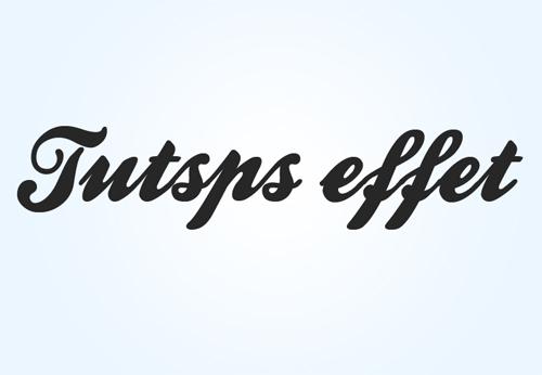 Les effets 3D sur texte avec Photoshop et Illustrator Les_ef37