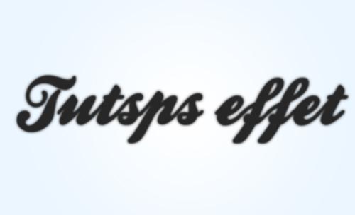 Les effets 3D sur texte avec Photoshop et Illustrator Les_ef41