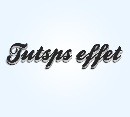 Les effets 3D sur texte avec Photoshop et Illustrator Les_ef44