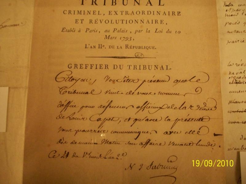 Musée du Barreau de Paris  Chat1_27