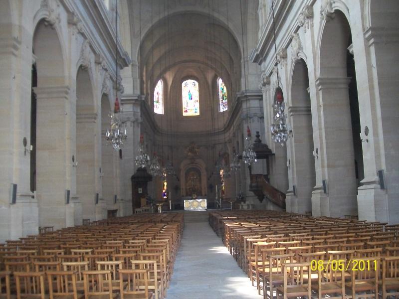 Cathédrale Saint Louis de Versailles Photo169